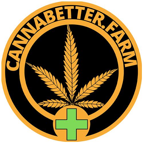 CannaBetter.Farm Ltd. Co Logo